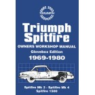 Triumph Spitfire Owners Workshop Manual 1969-1980