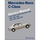 Mercedes-Benz C Class (W202) Service Manual 1994-2000