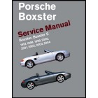 Porsche Boxster & Boxster S Service Manual 1997-2004  Now in Hardcover