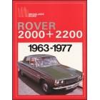 Rover 2000 & 2200 1963-1977