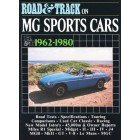Road & Track On MG Sports Cars 1962-1980