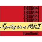 Triumph Spitfire Mk 3 Owners Handbook