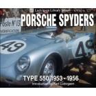Porsche Spyders Type 550 1953-1956
