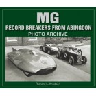 MG Record-Breakers from Abingdon Photo Archive