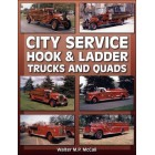 City Service Hook & Ladder Truck and Quads