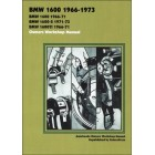 BMW 1600 1966-1973 Owners Workshop Manual