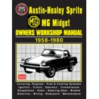 Austin-Healey MG Midget Owners Workshop Manual 1958-1980