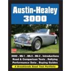 Austin-Healey 3000 Road Test Portfioio