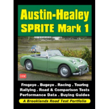Austin-Healey Sprite Mark 1 Road Test Portfolio