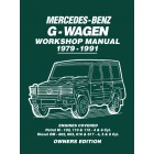 Mercedes-Benz G-Wagen Owners Workshop Manual 1979-1991