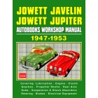 Jowett Javelin, Jowett Jupiter Autobooks Workshop Manual 1947-1953