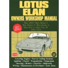 Lotus Elan Owners Workshop Manual