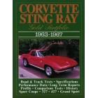 Corvette Stingray Gold Portfolio 1963-1967