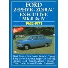 Ford Zephyr Zodiac Executive MK III & IV 1962-1971