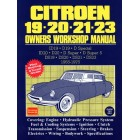 Citroen 19 20 21 23 Owners Workshop Manual