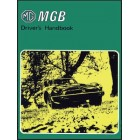 MG MGB Drivers Handbook (US Edition)