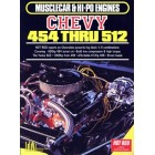 Musclecar & Hi-Po Engines Chevy 454 thru 512