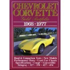 Chevrolet Corvette Gold Portfolio 1968-1977