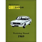 High Performance Lotus Cortina Workshop Manual 1969