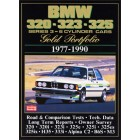 BMW 320 323 325 Series 3 - 6 Cylinder Cars Gold Portfolio 1977-1990