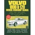 Volvo 1800 & 120 Owners Workshop Manual