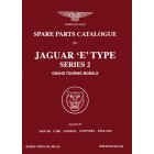 Jaguar E-Type Series 2 Spare Parts Catalogue