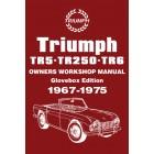 Triumph TR5 TR250 TR6 Owners Workshop Manual
