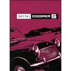 Mini Cooper S Mk III Owner Handbook