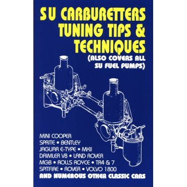 SU Carburetters Tuning Tips & Techniques