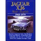Jaguar XJ6 Gold Portfolio 1968-1979