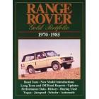 Range Rover Gold Portfolio 1970-1985