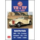 MG TD & TF Gold Portfolio 1949-1955