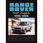 Range Rover Gold Portfolio 1985-1995