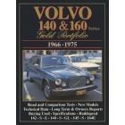 Volvo 140 & 160 Series Gold Portfolio 1966-1975
