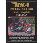BSA Twins A7 & A10 Gold Portfolio 1946-1962