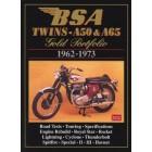 BSA Twins A50 & A65 Gold Portfolio 1962-1973
