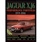 Jaguar XJ6 Performance Portfolio 1979-1986