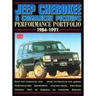Jeep Cherokee & Comanche Pickups Performance Portfolio 1984-1991