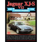 Jaguar XJ-S V12 Ultimate Portfolio 1988-1996