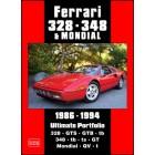 Ferrari 328 348 Mondial Ultimate Portfolio 1986-1994