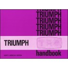 Triumph TR6 Owners Handbook (US Edition)