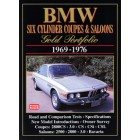 BMW Six Cylinder Coupes & Saloons Gold Portfolio 1969-1976