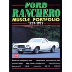 Ford Ranchero Performance Portfolio 1957-1979