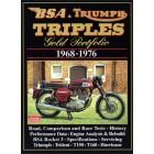 BSA & Triumph Triples Gold Portfolio 1968-1976