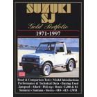 Suzuki SJ Gold Portfolio 1971-1997