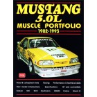 Mustang 5.0L Muscle Portfolio 1982-1993