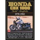 Honda CBX 1000 Gold Portfolio 1978-1982