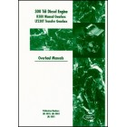 Land Rover 300 Tdi Diesel Engine & Transmission Overhaul Manuals