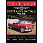 Thunderbird Performance Portfolio 1955-1957