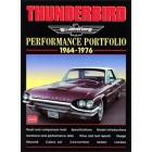 Thunderbird Performance Portfolio 1964-1976